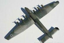 Junkers JU-390 - model