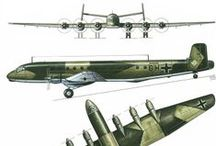 Junkers JU-390 - drawing