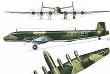 Junkers JU-390 - drawing