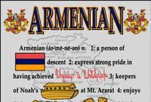 Armenian Heritage / by Deborah Resop