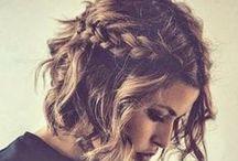 .cabelos ♥ / Inspirações de cor, corte e penteados. <3