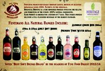 Fentiman's / Fentimans provides premium beverages through careful brewing of selected botanicals since 1905.