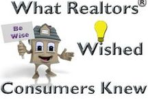 Use a Realtor / Tips why real estate agents and brokers can make your buying and selling experience more successful.