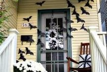Halloween Decorating / Different decorating ideas for Halloween