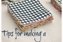 Sewing Tips & Info / Great sewing / craft tips & info on all things Fabric, trims and notions.  / by My Chickadee