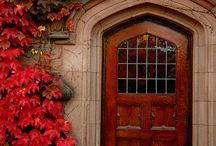 Portas / Acessos, portões.... gateways, anyway!