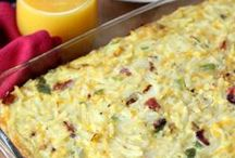 Breakfast & Brunch Ideas / Foods we all love to have fro breakfast or brunch.