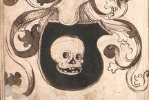 Heradry - Skull