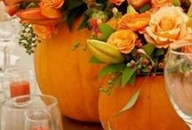 Holidays & Seasonal - Fall / The autumn leaves are falling. Celebrate the season and its holidays by decorating and having parties.