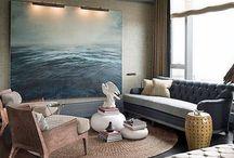 Eclectic interiors