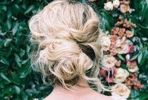 bridal | hair & makeup / by Mariah Jaloudi