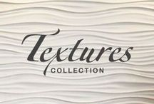 Textures Collection  [BATH] / Transform your bathroom into a fashionable & functional space with the new Textures Collection from Cutler Kitchen and Bath. This collection of wall hung vanities, storage cabinets and matching mirrors is available in 3 stunning colours and wood grain textures.