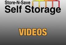Store-N-Save Videos / Check out our videos below, and on YouTube!