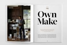 Design - Page spreads