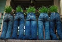 jeans , encore des jeans !!! / by Johanne Pépin
