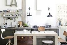 Interior Design | Kitchen / by Mélissende Scott de M
