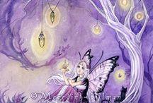 Hadas / Dream of a child's world / by Graciela ALvarez