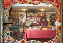 La Bottega/Atelier Solea Mosaici&calligrafia