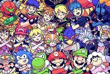Videogamer / by Saint Shinobi X