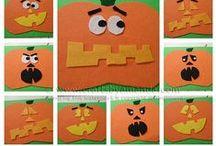 Autumn Crafts/Activities