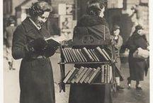 Las Librerias / Un espacio para disfrutar del entorno de las librerías