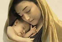 Maria e il Bambino / L'anima mia magnifica il Signore.....