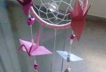 Sweet Peace / A Paz em forma de doce e de papel  - Paper Crane