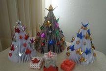 Feito por mim Sweet Peace / Origamis variados