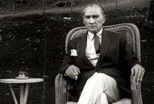 b&w Atatürk