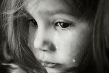 b&w tears