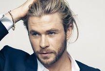 chris hemsworth / the sexiest man alive  / by Aria Economou