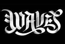 Design - Type treatment / typography vs lettering