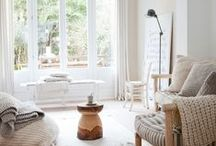 The Knitted Home / Interiors / knitting ideas for the home