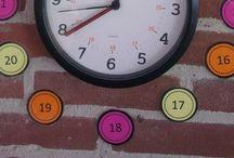 Onderwijs: gr 4 - klokkijken