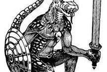 illustrations - Trampier, David A.
