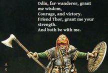 miniature - vikings and warlords