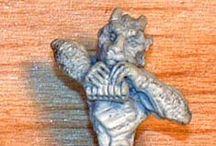 miniature - woodland spirits