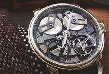 Horology / Collection of finest watches around the world.