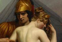 Mitologia / Gli eroi si ricordano, i miti non muoiono mai