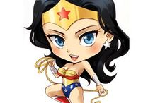 Wonder Woman / Coisas que eu amo!