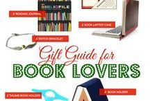 All Things Books / Unique gifts for book lovers, whether reader or writer