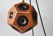 Loudspeakers / Best sound and quality, most beauitiful, great developing ideas or only strangest.