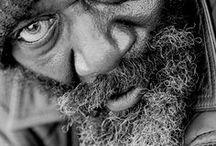 Portraits of oweraged