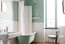Classic Bathrooms / Bathroom inspiration for a nicer home. #takeabath #bathroom #interior