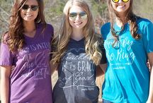 Simply Faithful Tees / These tees are so comfy!