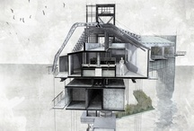 ArchiStuff / Architectural ideas and sketches, green buildings