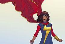 Comics / Who needs reality? / by Layli Tanbodfara