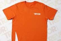 Trevor Gear / The only place to purchase official Trevor merchandise is at http://thetrevorproject.org/gear.  / by The Trevor Project