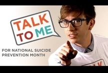 "Have You Talked Today? / ""Talk to Me"" is The Trevor Project's campaign for conversation. With 3 simple words – talk to me – you let a friend know that you CARE about them and are willing to listen without judgment.  / by The Trevor Project"