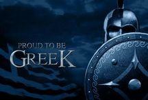 It's All Greek to Me / by Lorraine Tsokas